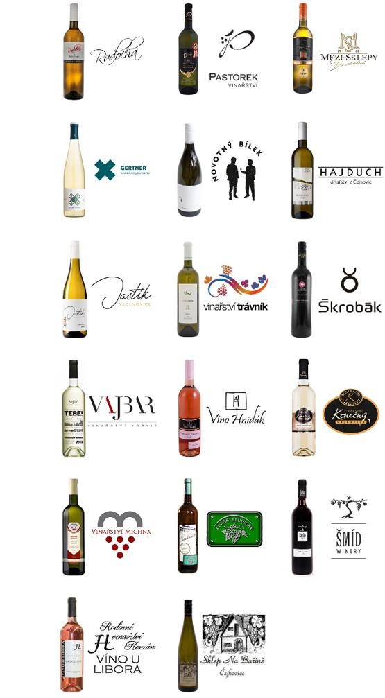 Vinaři VINNÁ STEZKA KOLEM BOLEVECKÝCH RYBNÍKŮ 2020